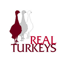 Real Turkeys logo
